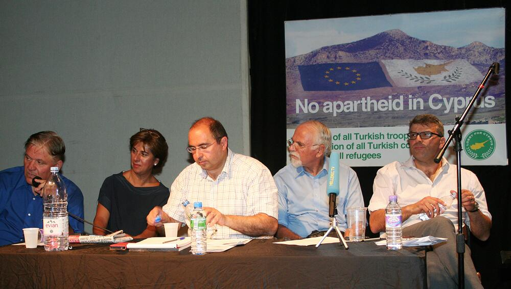 Eradicating the past: Turkey's assault on the cultural heritage of Cyprus speakers