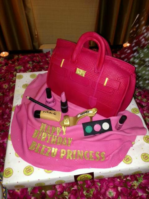 Sharmila Faruqi On Twitter Birthday Cake By My Lovely Fiance