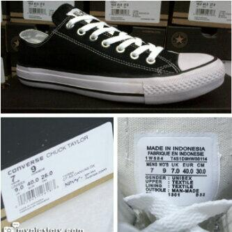 converse made in indonesia