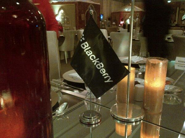 Thumbnail for BlackBerry ME's #BBTweetup in Qatar
