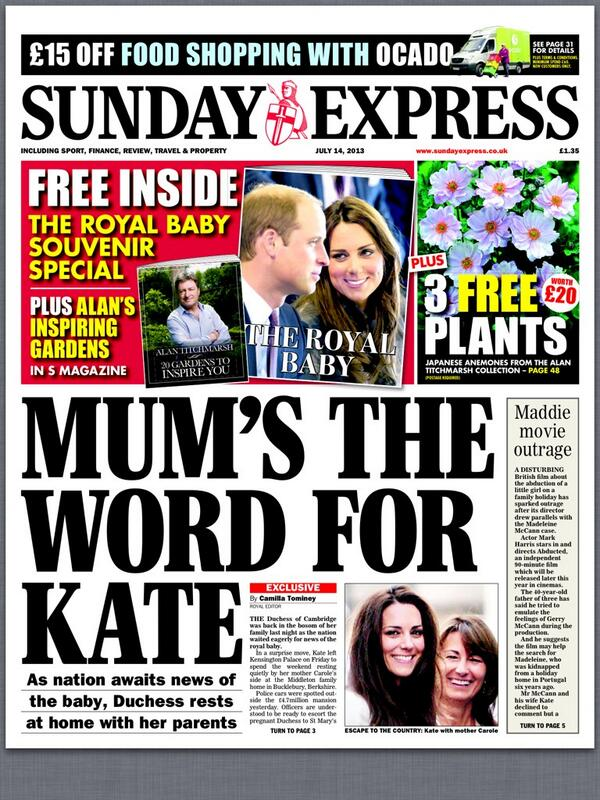 MADDIE MOVIE OUTRAGE - Sunday Express BPFZDrgCQAAOWb9