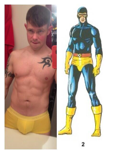 Underwear Gay Sexy Male Gay Comic Geek