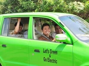 Mobil Listrik Depok Siap Go Internasional
