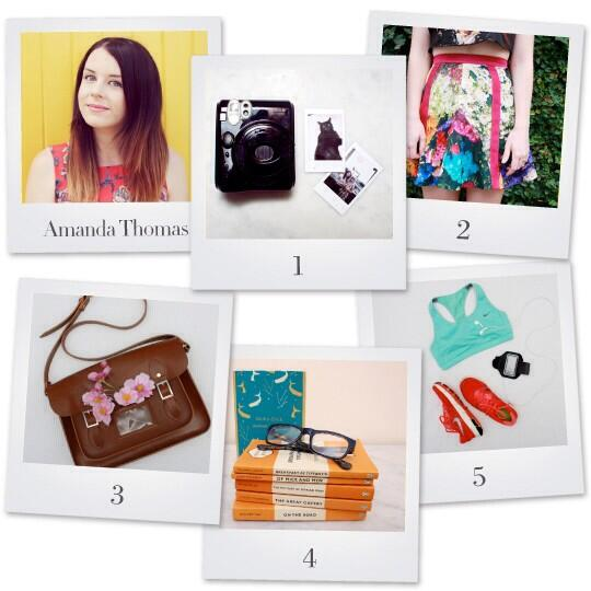 Twitter / hm: Get inspired by blogger Amanda ...