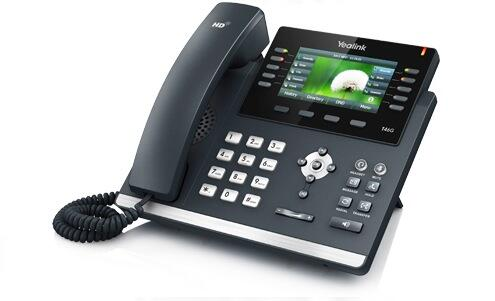 Programmer's Paradise: Introducing the VoIP Phone of the Year, Yealink's T46G