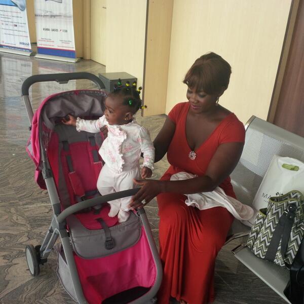 "Mercy Johnson Okojie On Twitter: ""Our Waiting Has Begun,fm"