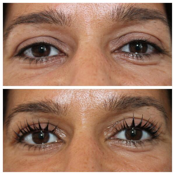 Ibrows Etc On Twitter Yet Another Amazing Lvl Lash Lift Treatment