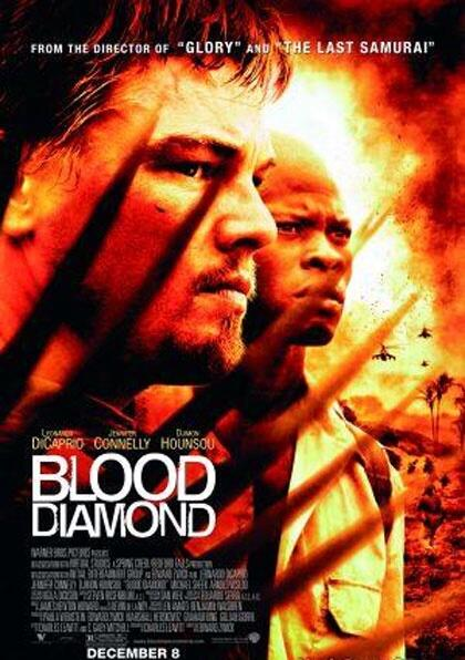 Great actors, great director, great script, GREAT MOVIE #BloodDiamond http://t.co/YYM6hOvnHo