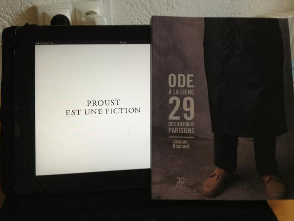 #EBDM2013 démarre à 17h30 - le beau programme du soir, François Bon et Jacques Roubaud. @fbon pic.twitter.com/0KkwlR9bd7