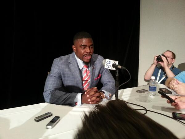 "Toney Hurd on last year's success: ""That's the past, we're working toward the future."" http://pic.twitter.com/T4ReNAJs4V"