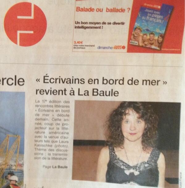 #EBDM2013 est aussi dans le journal, dans le coin de ton bar-tabac. pic.twitter.com/5s2IW4qsQn