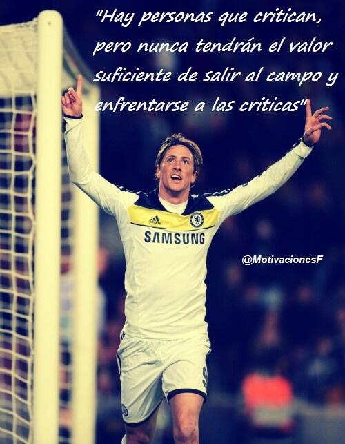 Motivaciones Fútbol On Twitter Fernando Torres Httpt
