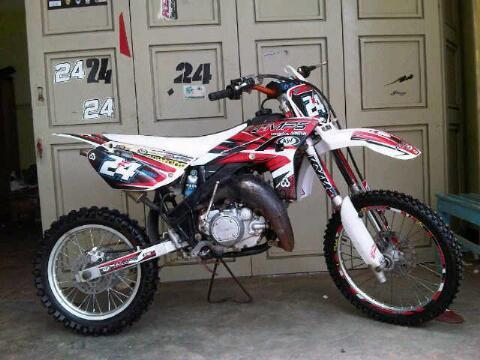 motocross f chimon