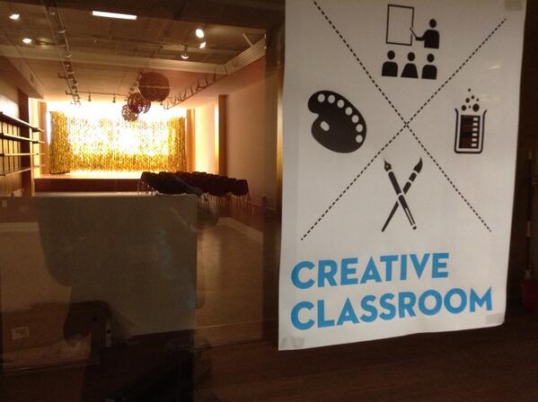 Super #creative classroom #hyphdus cc @nicolasloubet pic.twitter.com/3rvftHQnJ1