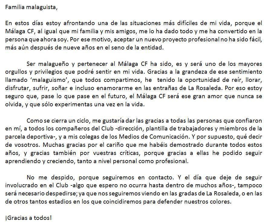 El CSD se planteó excluir al Málaga de la liga por los impagos BPdR4RHCMAAuZVc