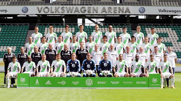 VfL-Mannschaftsfoto 2013/14