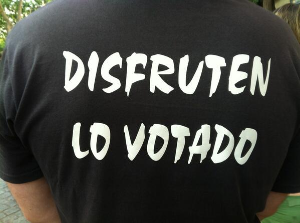 """Disfruten lo votado!"" #BarbacoaDestituyente pic.twitter.com/wYGIkUyLFX"