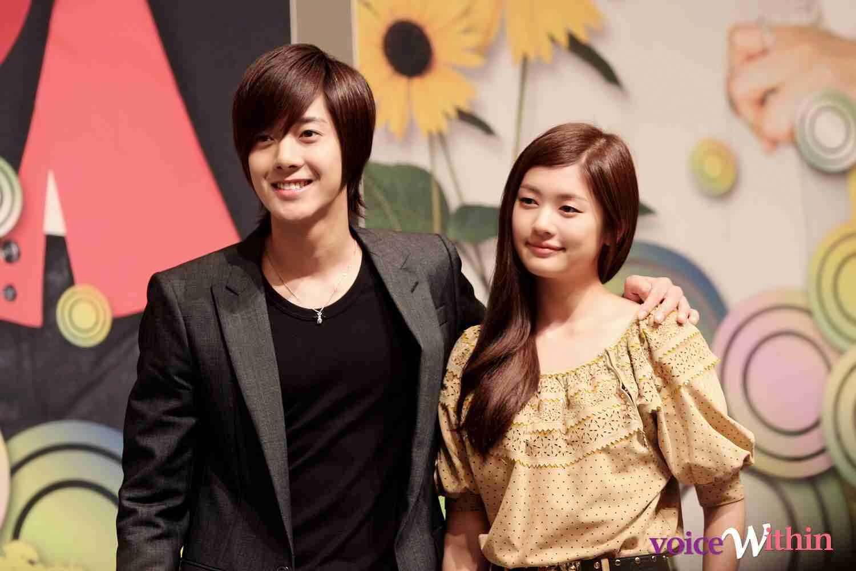 Jung so min και Kim Χιουν Τζουνγκ dating στην πραγματική ζωή 2013