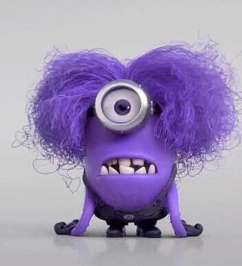 Jennifer Leigh On Twitter Dm Minions Me On A Bad Hair Day Http