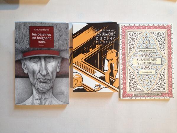 La sélection de livres de l'humeur apéritive de Gérard Lambert #Ebdm2013 pic.twitter.com/atNaZEyrqx