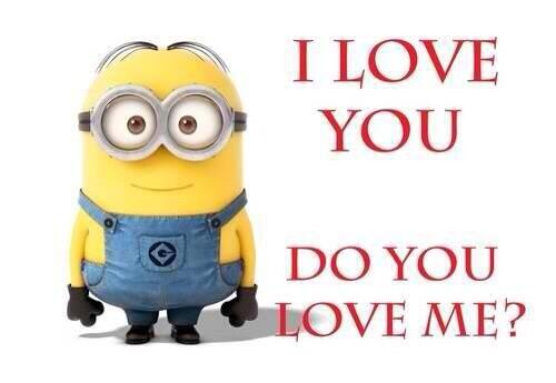 I Love You Quotes Minions : Minions I Miss You Quotes. QuotesGram