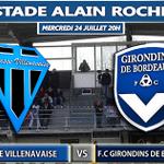 (MT) 1-1 entre Bordeaux et Villenave