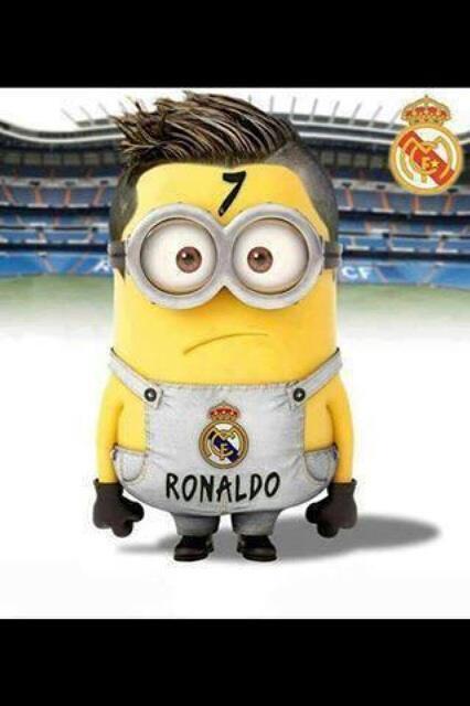 Ronaldo Minion Twitter Quot Ronaldo Minion