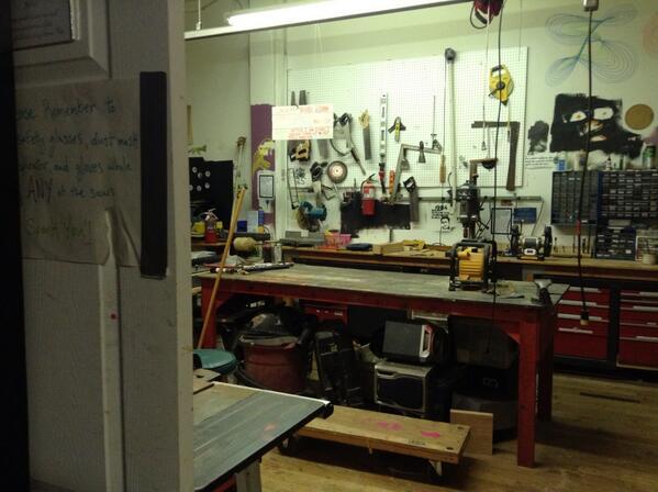 L espace est juste enorme et super bien organisé... pic.twitter.com/dlSOb0pRXt