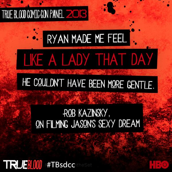 Thumbnail for True Blood Panel at San Diego Comic-Con 2013