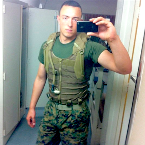 Military men Nude Photos 8