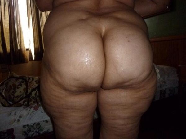 twitter nude on BBw aunty
