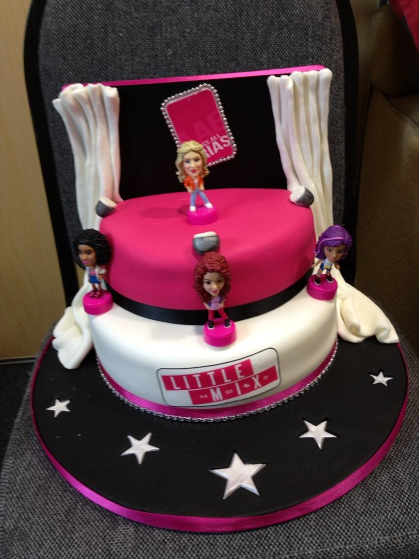 Little Mix On Twitter Quot Look At The Amazing Cake We Were