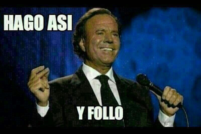 Julio Iglesias es rock and roll BPulS8lCcAAvJ9F