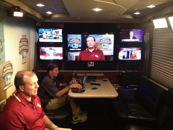 Thumbnail for Social Story: Jimbo Fisher at #ACCKickoff