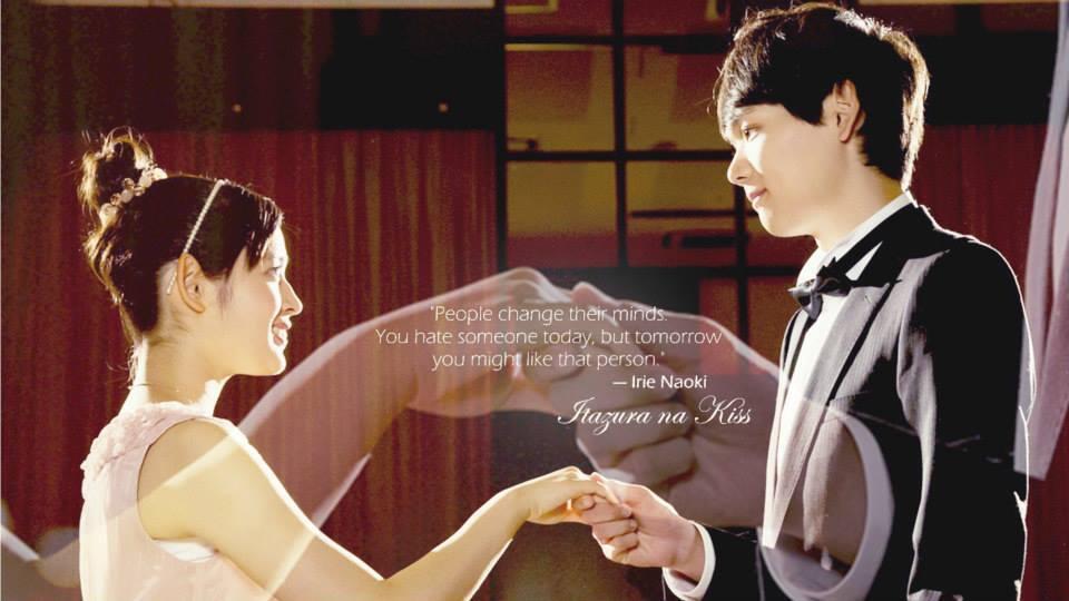 Official] HonoKi- Itazura Na Kiss Couple-Yuki Furukawa Honoka Miki