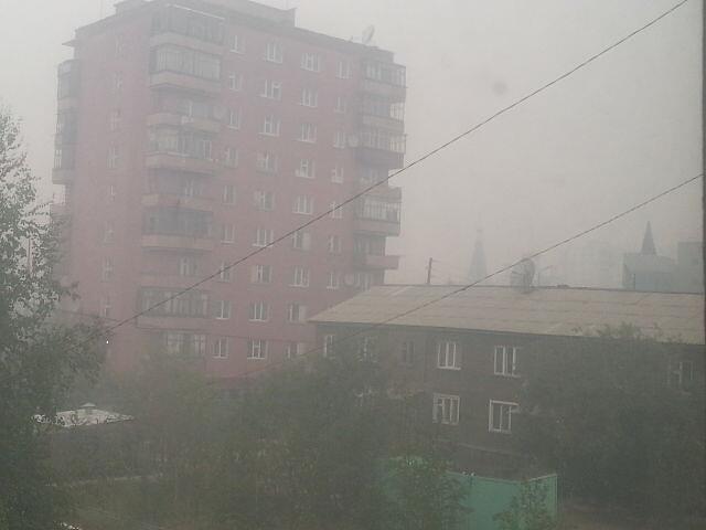 г Мирный 04.08.2013