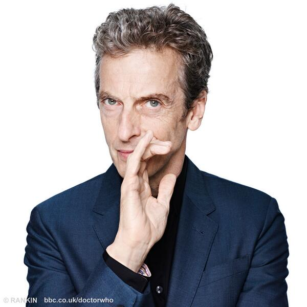 IT'S OFFICIAL! Peter Capaldi IS the next Doctor! http://t.co/MkFjVldAjv #DoctorWho http://t.co/HC0Q9M3H9V