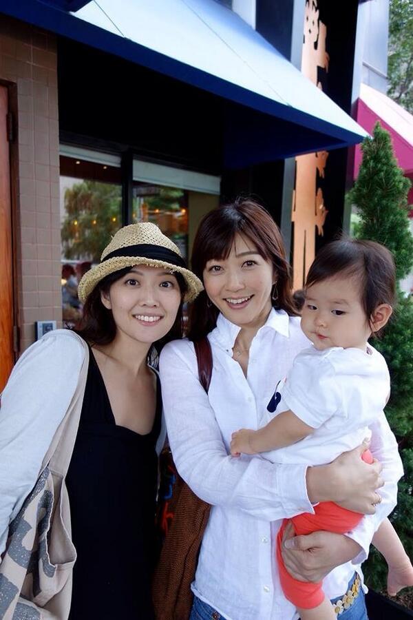 """久保田智子 Tomoko Kubota on Twitter: """"先輩の海保知里さんとランチ ..."""