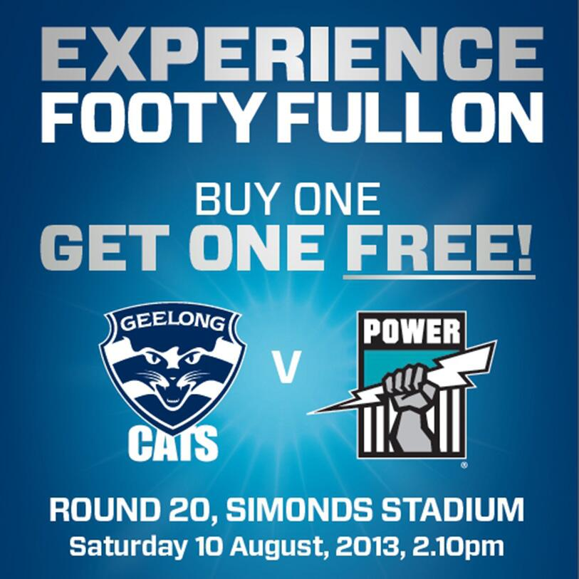 Twitter / Deakin: A special 2 for 1 tix offer* ...