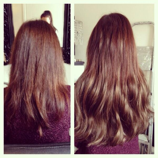 Sjs Hair Extensions On Twitter Full Head Of Monofibre Hair