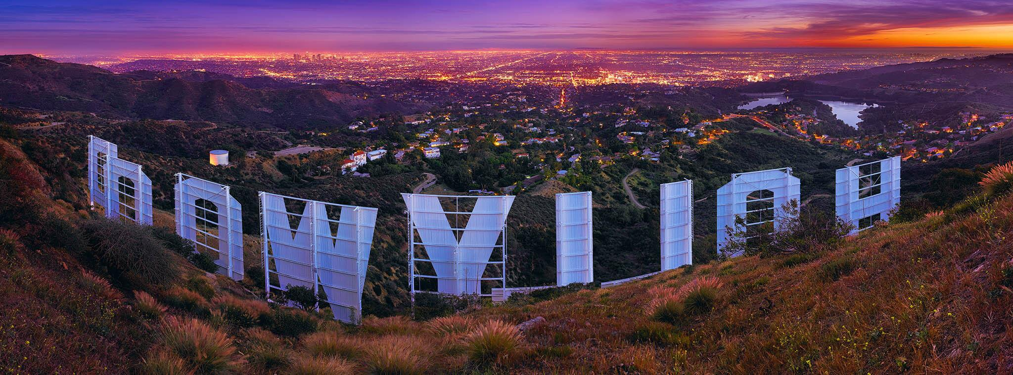 """Peter Lik on Twitter: """"""""Hollywood Nights"""" - My goal was to ..."""