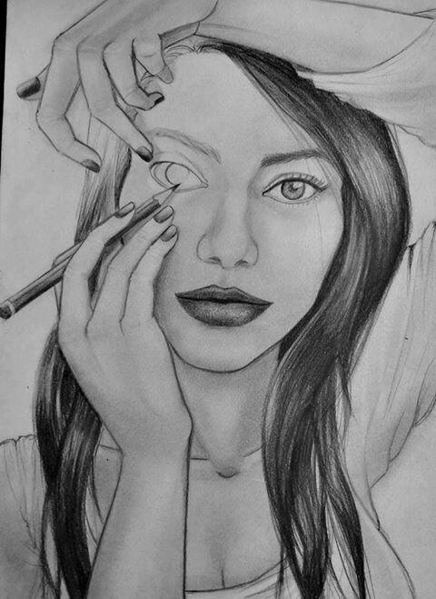 drawing ideas images - 600×824