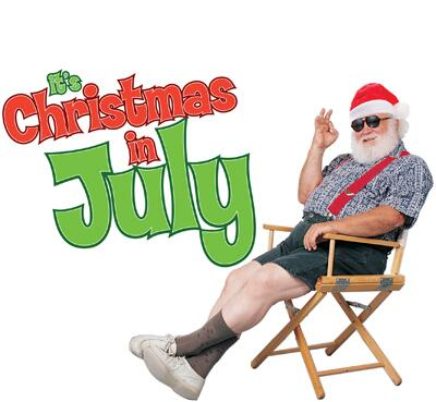 Happy Christmas In July Images.Santa Claus On Twitter Merry Christmas In July