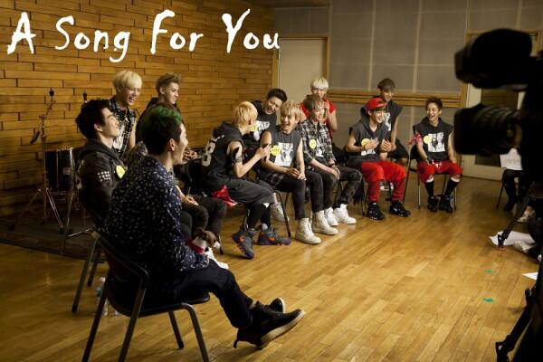 EXO at A Song For You http://t.co/qC7jFwdiD4