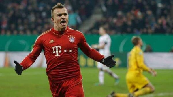 Arsenal prepare January moves for Portos Jackson Martinez & Bayerns Xherdan Shaqiri [O Jogo & Infoticker]