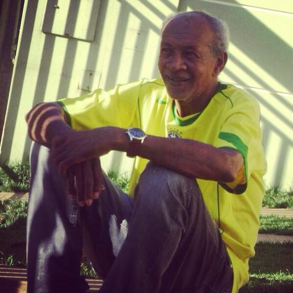 Picture of Fernandinho Luiz Rosa Father, called Luis Carlos Roza