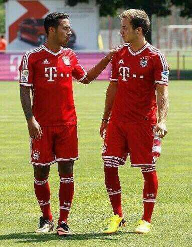 ¿Cuánto mide Mario Götze? - Real height BQMXZnRCYAAh5fV