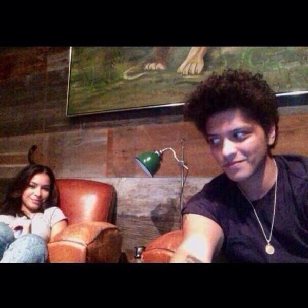 Chanel Malvar And Bruno Mars Baby