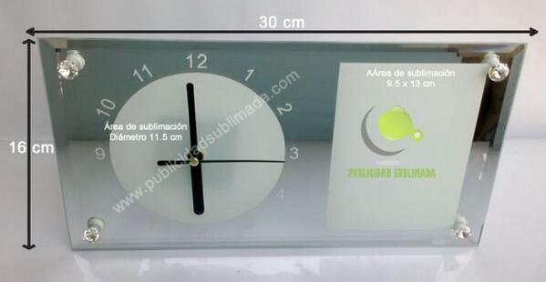 Nuevos relojes para sublimación http   articulo.mercadolibre .com.mx MLM-427308641-reloj-de-mesa-para-sublimacion-sublimar-publicidad-sublimada- JM  … ... bd787805df755