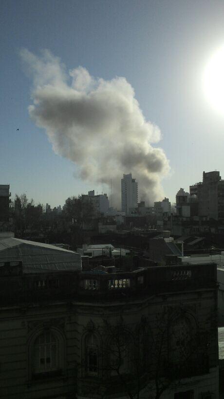 Explosión en Rosario  - Magazine cover